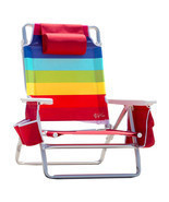 NEW Nautica Beach Lounge Patio Pool Recliner Chair Lightweight+Insulated... - $91.47 CAD