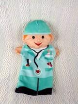 Melissa & Doug Jolly Helpers Doctor Soft Velour Hand Puppet  #92002 - $7.91
