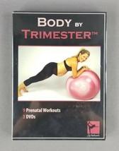 Body By Trimester: Pregnancy Fitness - 9 Prenatal Workouts (3 DVD Set, 2... - $21.77