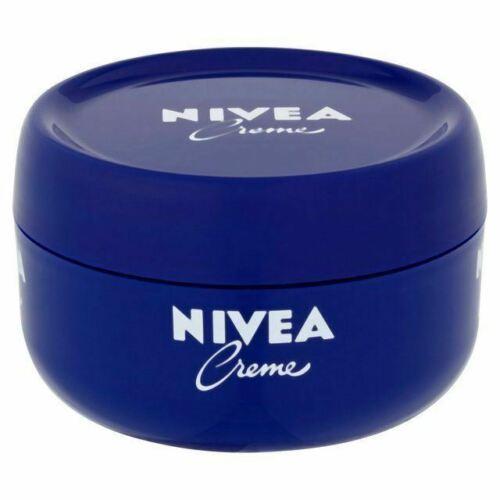 3 Pack Nivea Moisturizing Cream Face & Body Moisturizer For Dry Skin 100ml