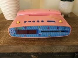 VTG Girl Talk Teen Dreams Clock Radio Telephone - $33.85