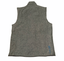 NWT New Patagonia Men L Large Better Sweater Vest Stonewash Grey Fleece image 3