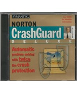 Norton CrashGuard Deluxe Ver. 3.0 by Symantec 1997 - $16.31