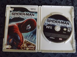 Spider-Man: Edge Of Time Wii Game - Barely Played - Free Cont Ship  :) - $15.00