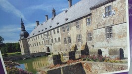 RoseArt Prestige 1000 Piece Jigsaw Puzzle Lembeck Castle, Westphalia NEW SEALED - $18.60