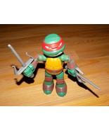 """TMNT Teenage Mutant Ninja Turtles Raphael Large 9"""" Power Sounds Action F... - $16.00"""