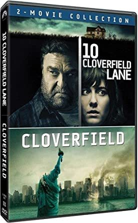 Primary image for 10 Cloverfield Lane / Cloverfield 2-Movie Collection (DVD)