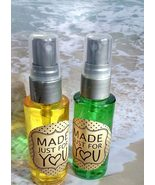 body sprays. health and beauty, bath and body, body spray, sprays, set 2 - $10.00