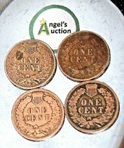 Indian Head Penny 1905, 1906, 1907, and 1908 AA20-CNP2144 Antique image 2