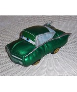 "Disney Cars Green Ramone Chevy 6"" Soft Vinyl Car by Mattel No Sound - $5.79"