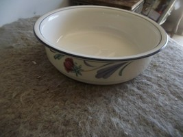 Lenox Poppies on Blue cereal bowl 1 available - $10.25