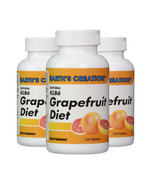 3PK Natural KLB6 Grapefruit Diet | Kelp, Soy Lecithin, B6, Cider Vinegar... - $39.95
