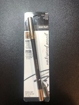 Milani Stay Put Waterproof Eyeliner Pencil # 02 Stay with Slate Sealed NEW - $6.83