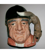 "Vintage Royal Doulton Fox Hunter ""Gone Away"" Character Jug D6531 Copyrig... - $125.00"