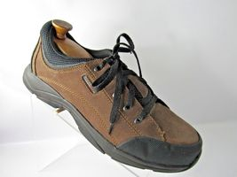 Leather Oxford Lace Brown Mens M XCS Size 13 Walk Ability Shoes Rockport up 4qCZ0gwx