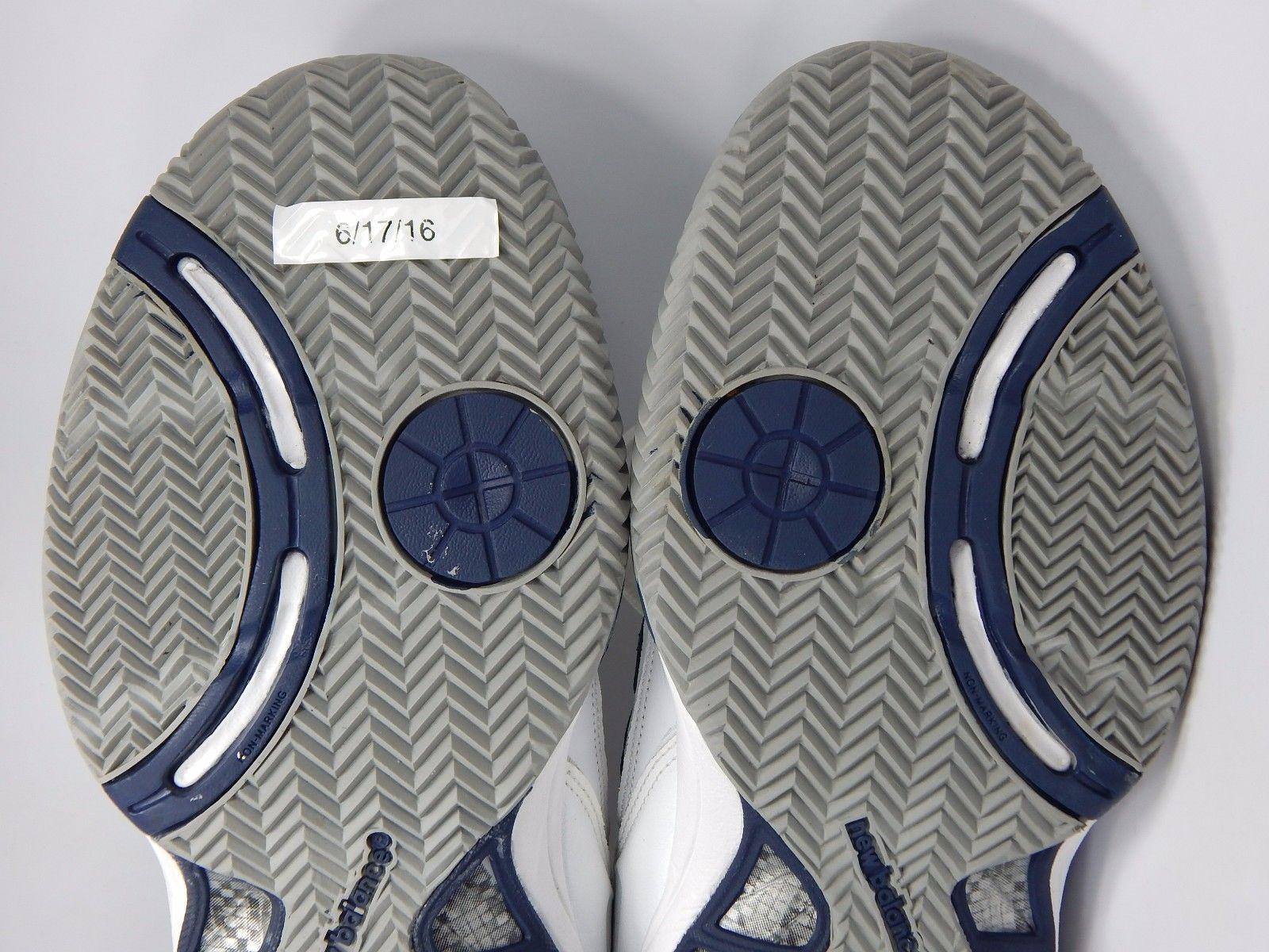 New Balance 806 Men's Tennis Court Shoes Size 8.5 4E EXTRA WIDE EU 42 MC806W