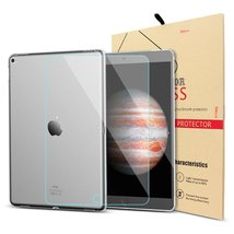 JGOO [1-PACK screen Protector and 1 Tansparent ... - $11.99