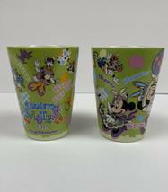 Disneyland Tokyo Easter 2015 Tumbler Cup Daisy Donald Minnie Mickey  - $24.74