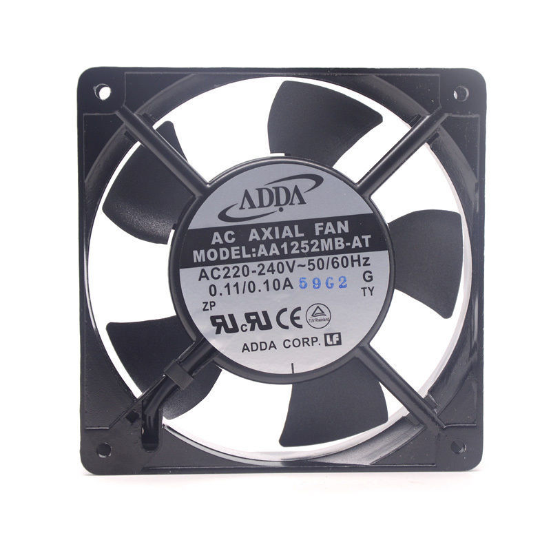 Brand New AD04012HB285B00 Fan 4028 12V 0.56A 4 cm Server cooling Fan