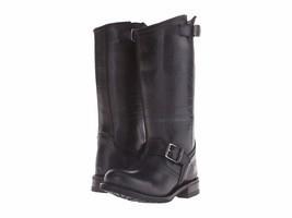 Frye Engineer Shearling Tall Women  Boots NEW Size US 7.5 B - $4.270,77 MXN