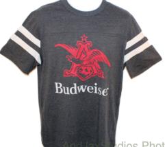 Budweiser Beer Anheuser-Busch Raglan T-Shirt - $15.22