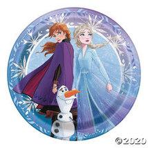 Disney's Frozen II Paper Dessert Plates - $12.98