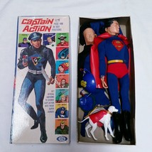 VTG 1966 Captain Action Superman Action Figure ... - $494.99