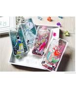 New Cute Snow White Cinderella Ariel Rapunzel Quicksand Case For Iphone 6 6 Plus - $9.50