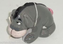 Walt Disney Parks Winnie Pooh  Eeyore Small Figurine Ceramic  - $29.65