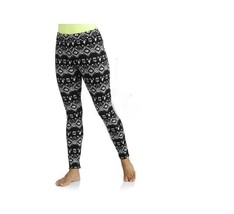 Concepts Women's Cozy Fleeced Lined Leggings, A... - $8.12