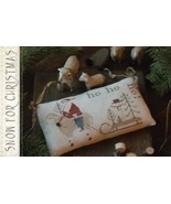 Snow For Christmas cross stitch chart With Thy ... - $12.00