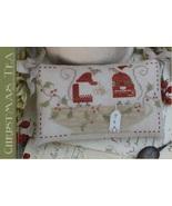 Christmas Tea cross stitch chart With Thy Needl... - $12.00