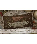 The Christmas Bird cross stitch chart With Thy ... - $12.00