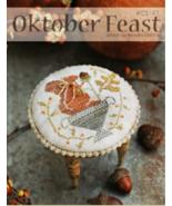 Oktober Feast cross stitch chart With Thy Needl... - $10.00