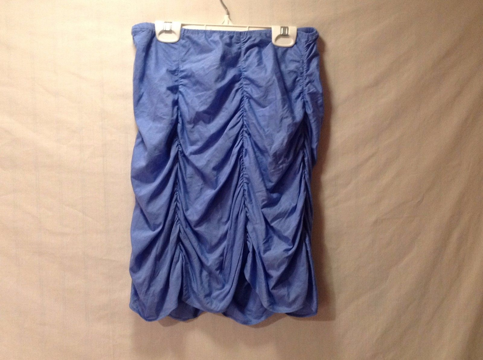 Periwinkle Annie Walwyn-Jones Mini Skirt Excellent Condition Size Small