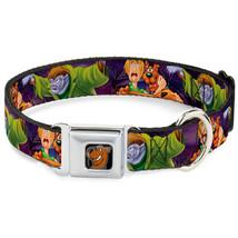 Scooby Doo The Werewolf Logo Dog Collar - $22.89 - $26.89