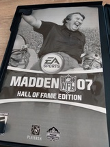 Sony PS2 Madden NFL 07: Hall Of Fame Edition image 2