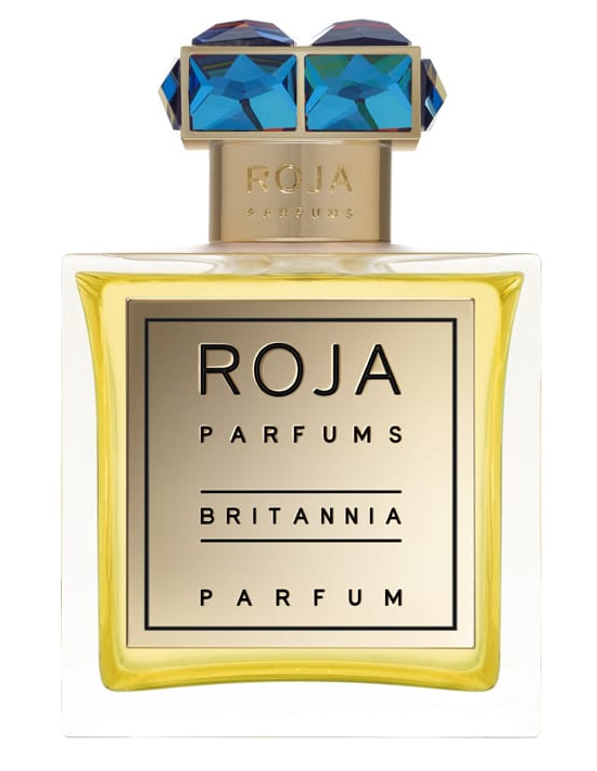 BRITANNIA by ROJA DOVE 5ml Travel Spray Perfume UK EXCLUSIVE  Cacao Ambergris