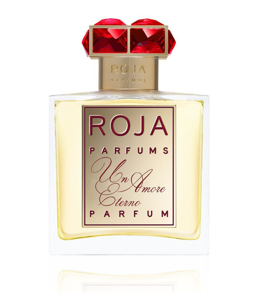 UN AMORE ETERNO by ROJA DOVE 5ml Travel Spray Perfume TUBEROSE CEDAR COFFEE