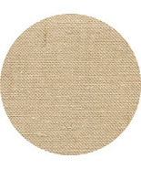 FABRIC CUT 30ct antique lambswool linen 12x12 Christmas Baskets Drawn Th... - $8.00