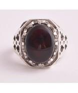 Silver kabdi Yemeni agate aqeeq aqiq Yemen Men ... - $118.80