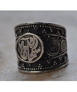 Handcrafted Islamic Arabic sterling Silver Ring - $32.67