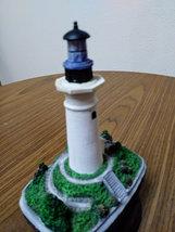"""1994 Harbour Lights Lighthouse Figurine """"Port Isabel Texas"""" #147 image 5"""