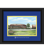 "Southern Connecticut State University 15 x 18 ""Campus Images"" Framed Print - $42.95"