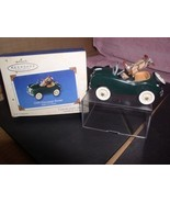 1948 Gillham Sport Golf clubs Kiddie Car Classics Hallmark Keepsake orna... - $25.15