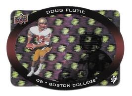 2013 Upper Deck SPX #96-9 Doug Flutie -Boston College-Heisman Trophy- - $3.50