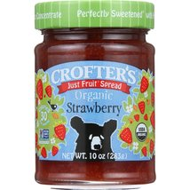 Crofters Organic Strawberry Just Fruit Spread, ... - $32.67