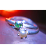 Haunted ring 3X GREAT PROSPERITY 2 COINS 2 WEAL... - $58.77