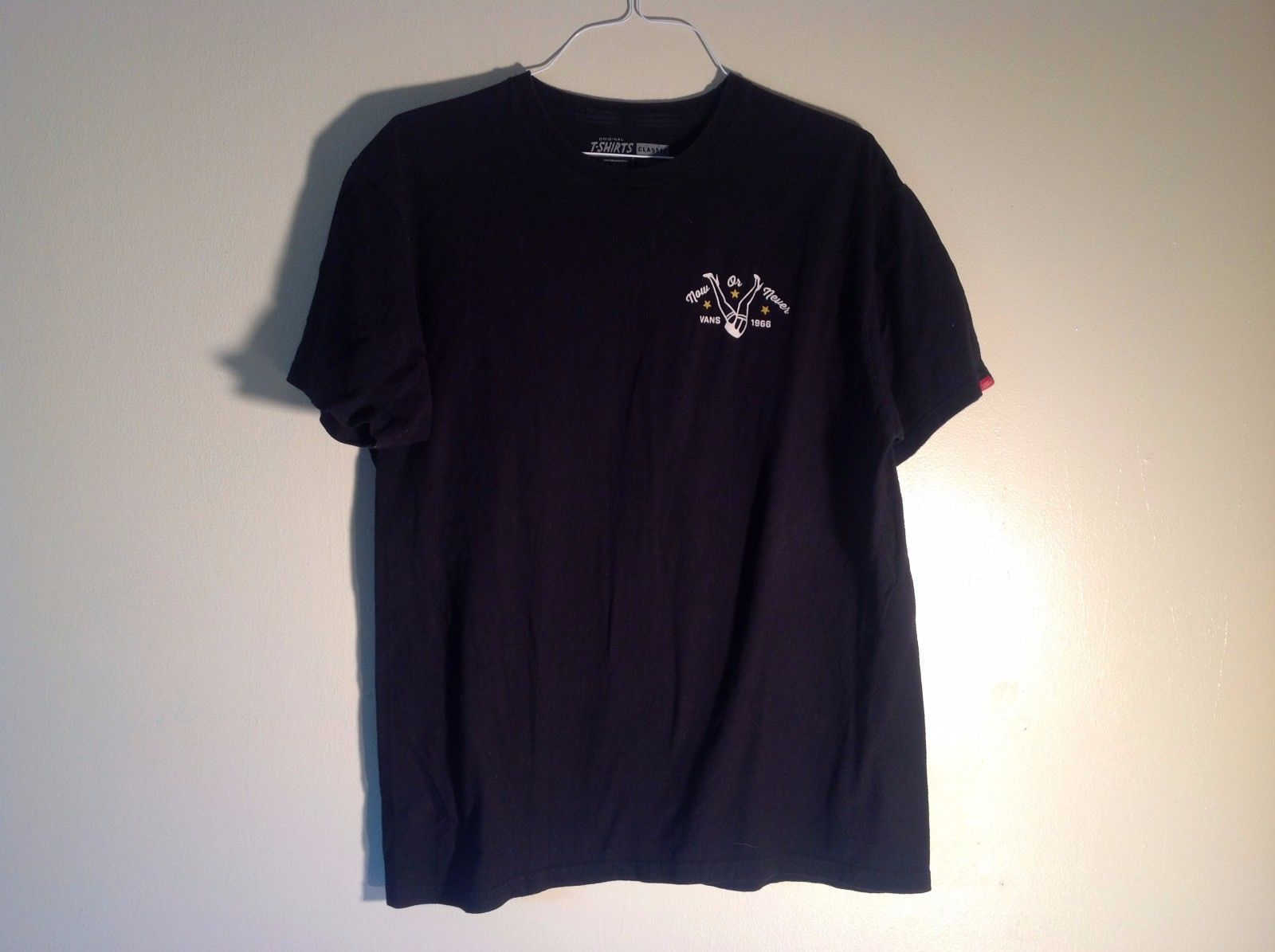 Origina Short Sleeve T-Shirt By Vans