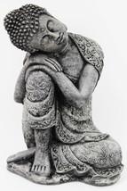 Small Thai Buddha Concrete Statue  - $79.00